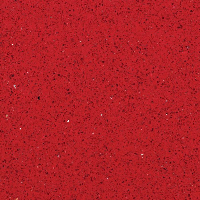 Red Quartz Kitchen Countertop: Granite Counter Top And Caesarstone, Silestone, Cambria